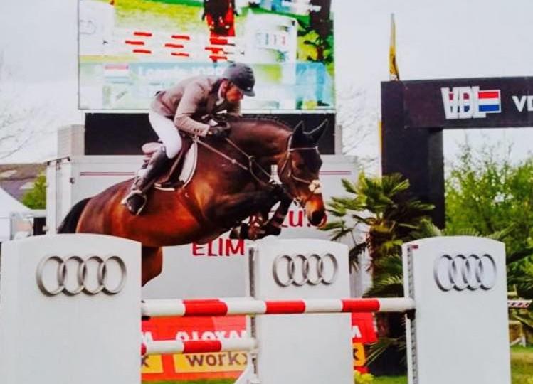 Dolinn one of the top horses of Harrie Smolders